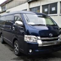2014 TOYOTA HIACE SUPER GL WIDE