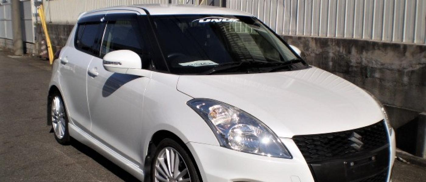 2014 SUZUKI SWIFT SPORTS F6