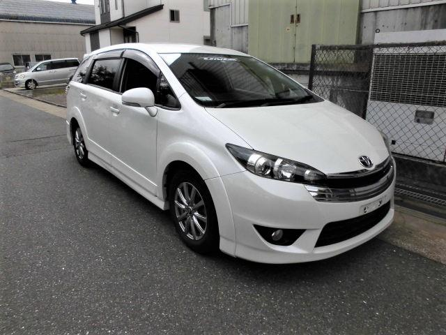 2012 Toyota Wish Aero Limited