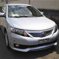 2014 TOYOTA ALLION G PACKAGE