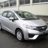 2015 HONDA FIT NEW SHAPE